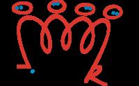 Logo la Cie des Réals noir